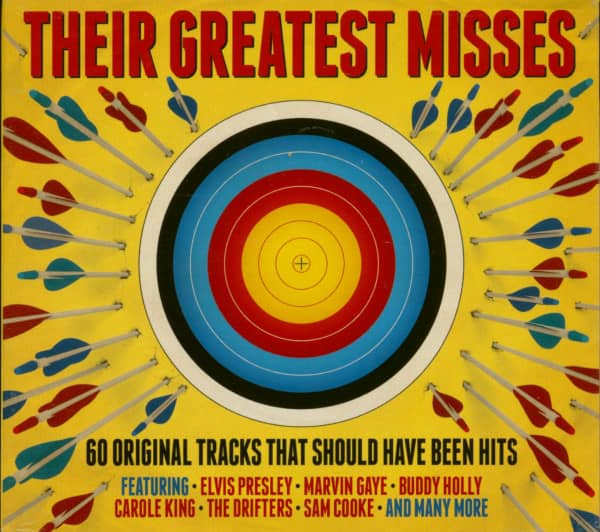 Their Greatest Misses (3-CD)