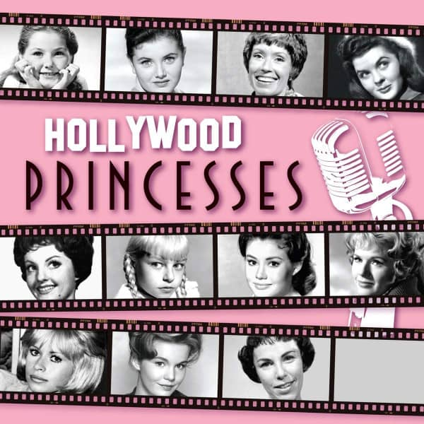 Hollywood Princesses (CD)