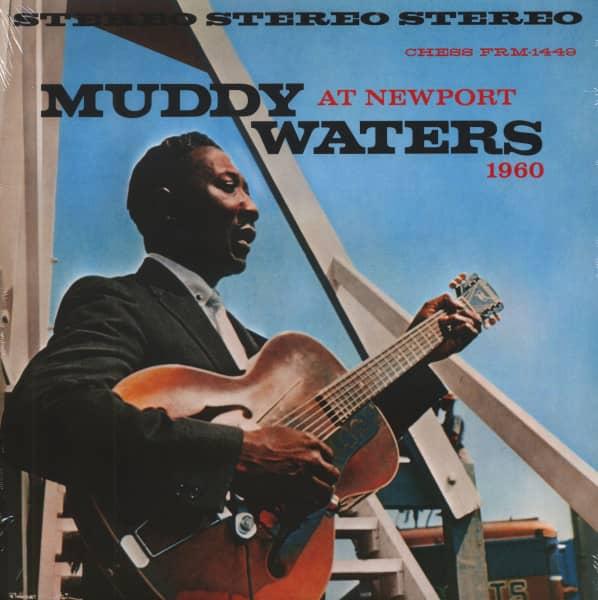 Muddy Waters At Newport 1960 (LP, 180g Vinyl, Ltd.)