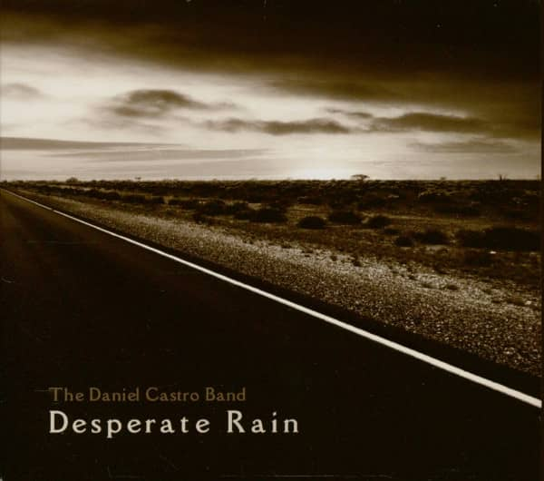 Desperate Rain (CD)
