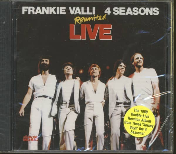 Reunited - Live (& Frankie Valli) (CD)