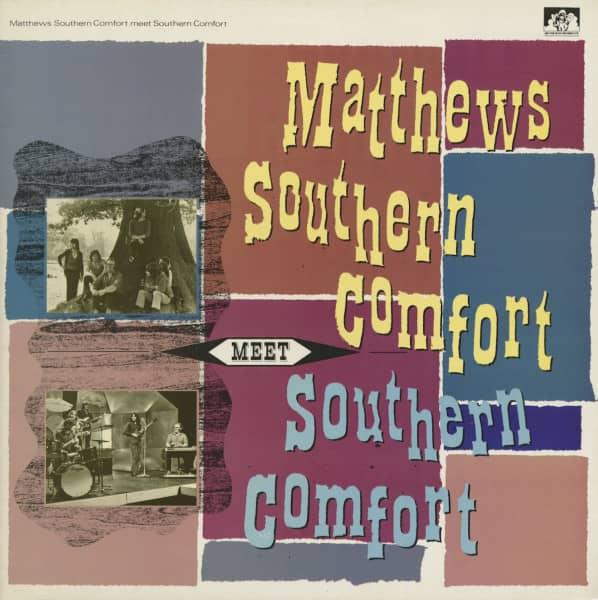 Meet Southern Comfort (LP)