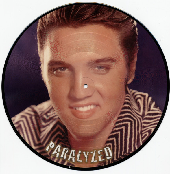 Paralyzed (Picture Disc)