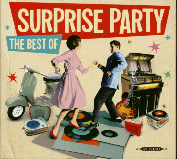 Surprise Party - The Best Of (5-CD)