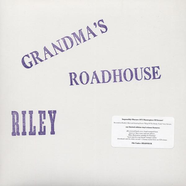 Grandma's Roadhouse (1971)...plus - Vinyl Ltd