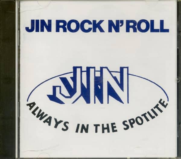Jin Rock & Roll - Always In The Spotlight (CD)