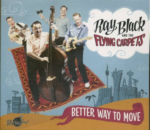 Better Way To Move (CD)