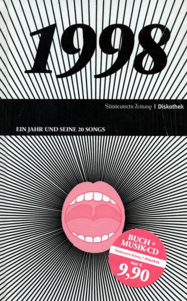 1998 - Süddeutsche Zeitung Diskothek Buch&CD