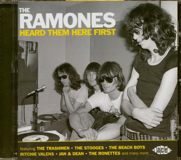 The Ramones Heard Them Here First (CD)
