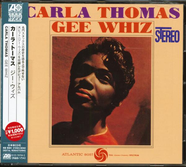 Gee Whiz (CD, Japan)