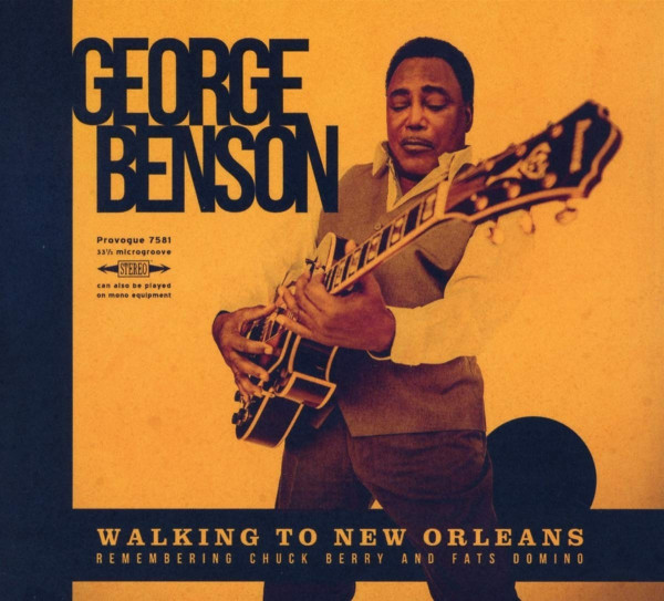 Walking To New Orleans (CD)
