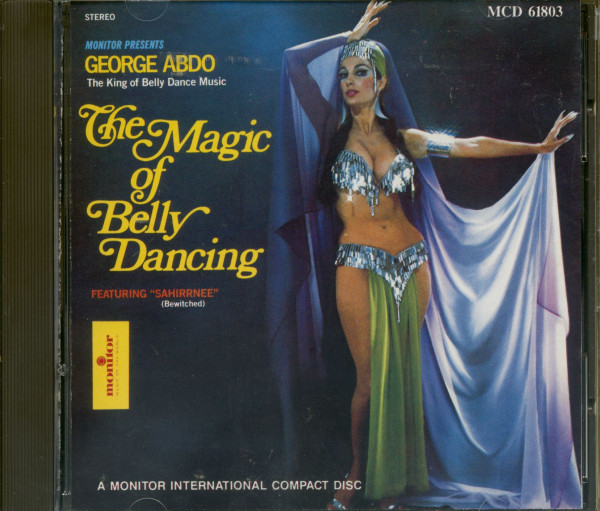 The Magic of Belly Dance (CD)