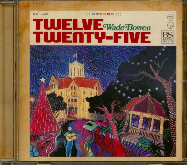Twelve Twenty-Five (CD)