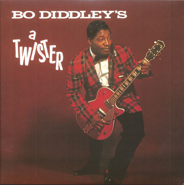 Bo Diddley's A Twister (LP)