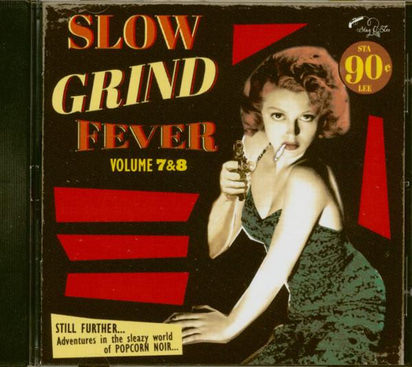 Slow Grind Fever Vol.7 & Vol.8 (CD)