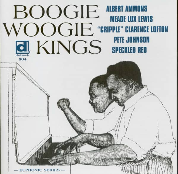 Boogie Woogie Kings (CD)