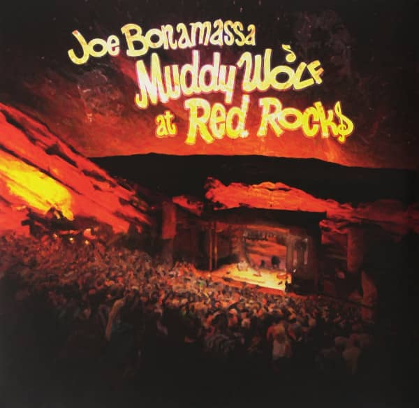 Muddy Wolf At Red Rocks (3-LP)