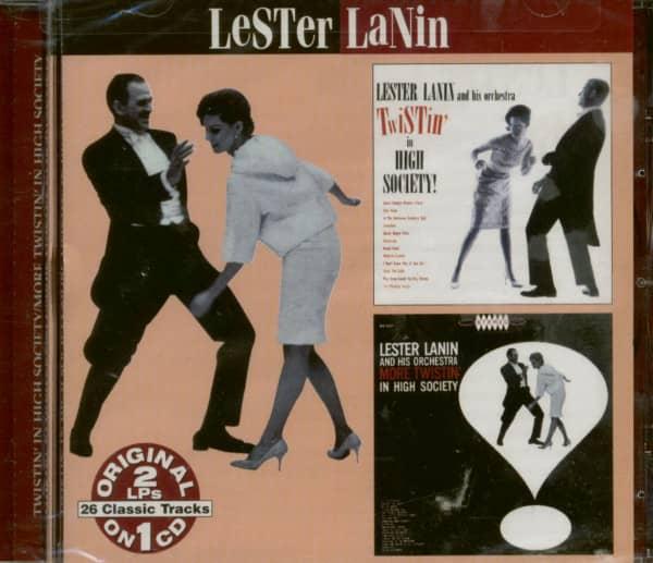 Twistin' High Society - More Twistin (CD)