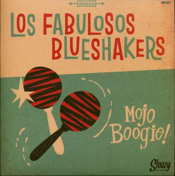 Mojo Boogie! (7inch, 45rpm)