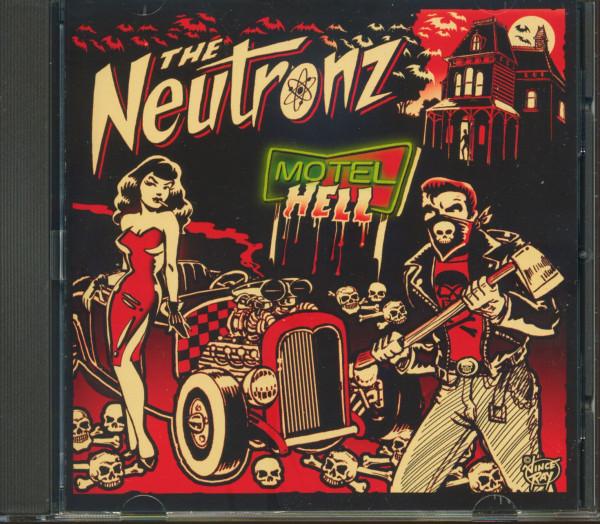 Motel Hell (CD)