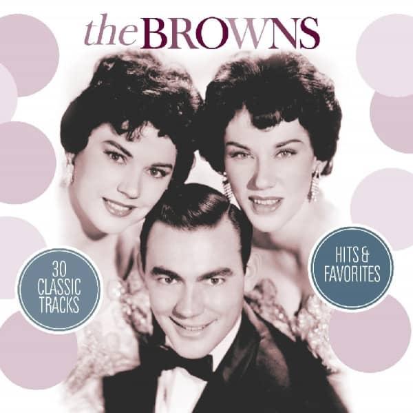 Hits & Favorites (CD)