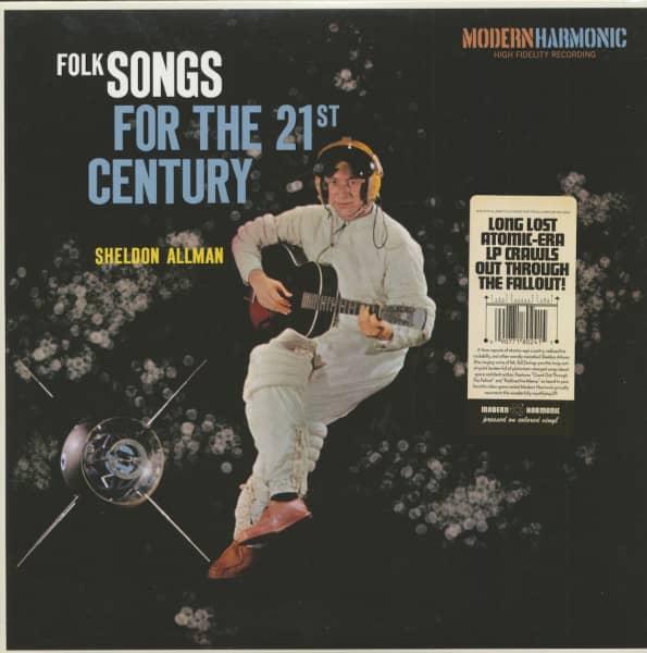 Folk Songs For The 21st Century (LP)