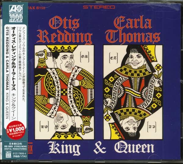 King & Queen (CD, Japan)