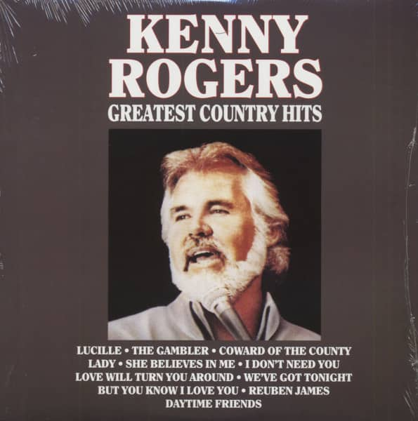 Greatest Country Hits (LP)
