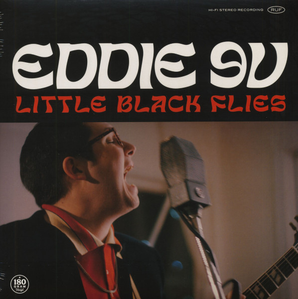 Little Black Flies (LP, 180g Vinyl)