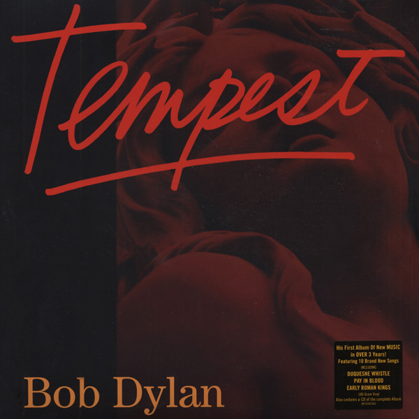 Tempest (2-LP - 1-CD)