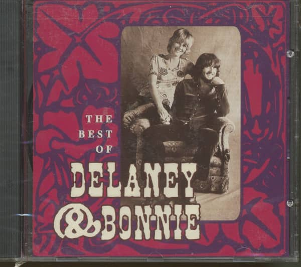 The Best Of Delaney & Bonnie (CD)