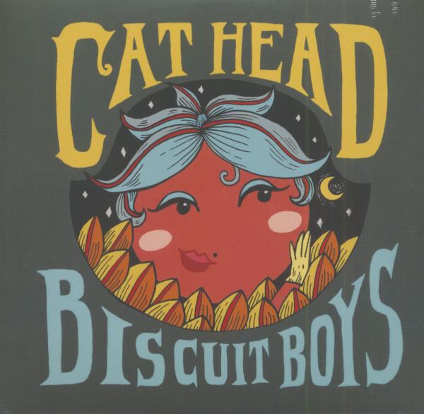 Cat Head Biscuit Boys (CD)