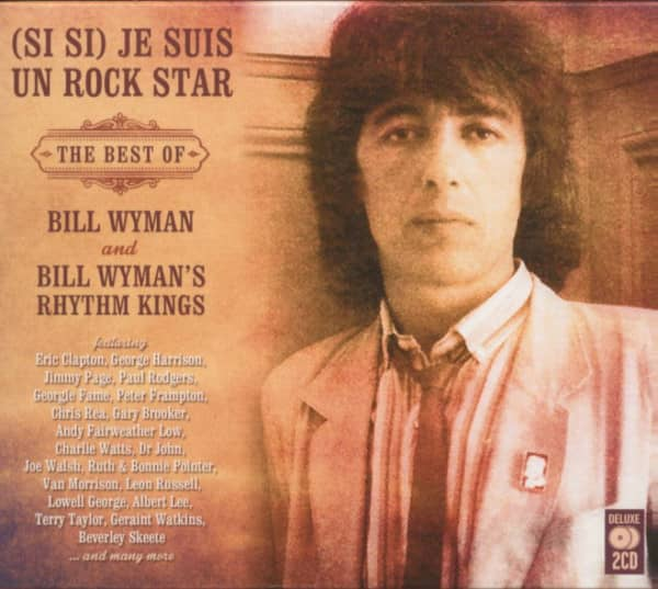 The Best of Bill Wyman & Bill Wyman's Rhythm Kings (2-CD)