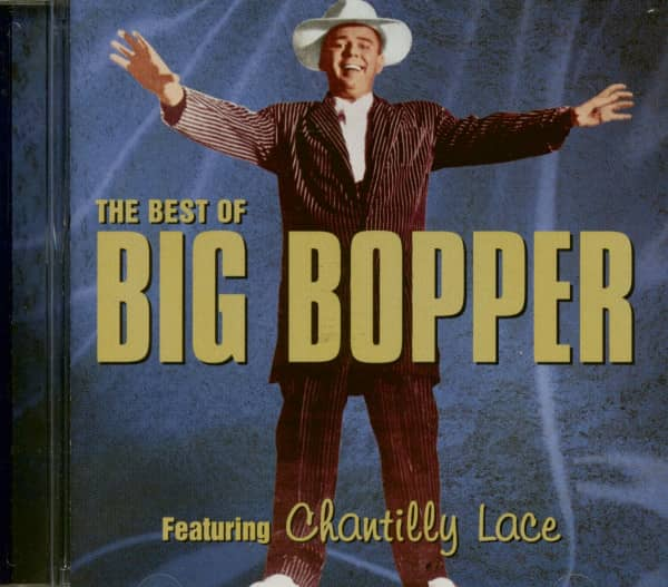 The Best Of Big Bopper (CD)