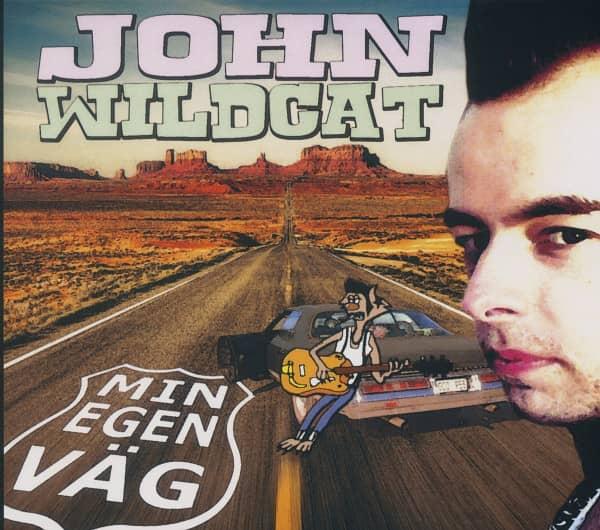 Min Egen Väg (CD)
