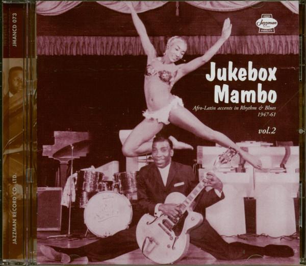 Jukebox Mambo Vol.2 (CD)