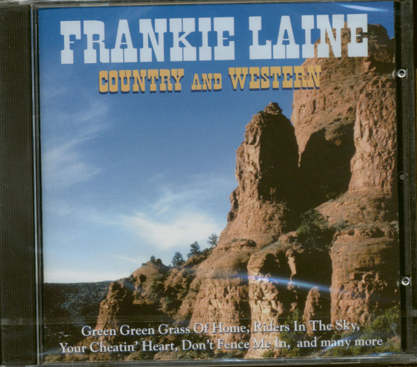 Country And Western (CD)