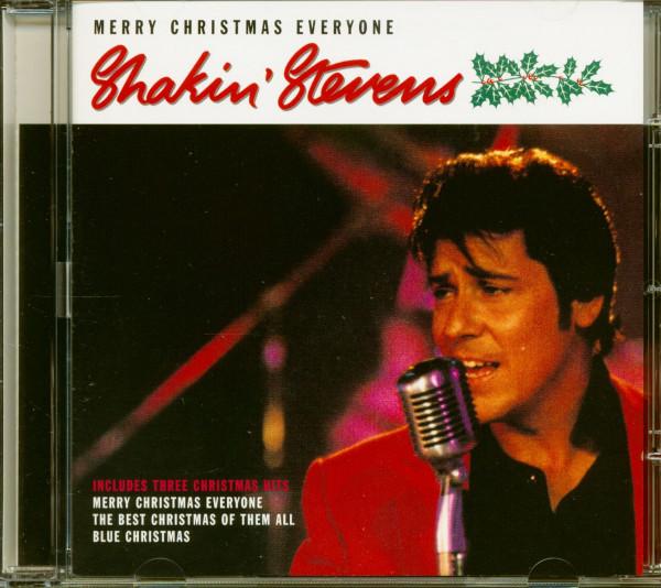 Merry Christmas Everyone (CD)