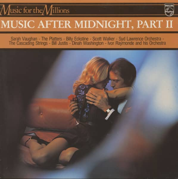 Music After Midnight, Part 2 - Music For Millions (LP)