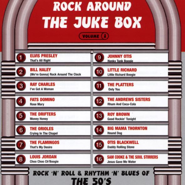 Rock Around The Jukebox Vol.1