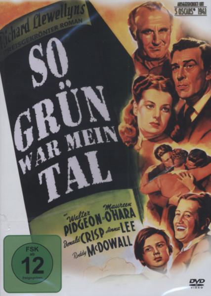 So Grün war mein Tal (Schlagende Wetter) 1941