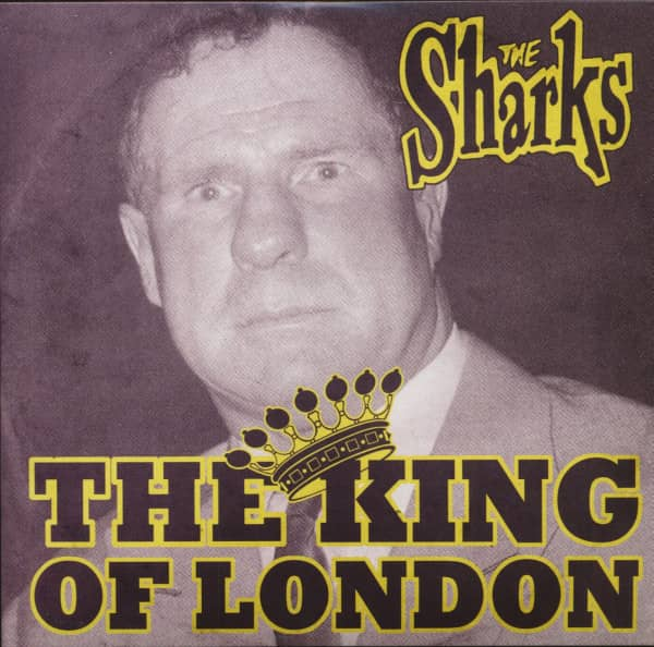 The King Of London (10inch LP, color vinyl)