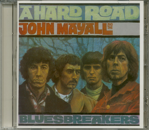 A Hard Road (CD)