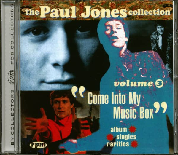 Come Into My Music Box - Collection (CD)