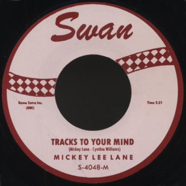 Midnight Cryin' Time - Tracks To Your Mind 7inch, 45rpm