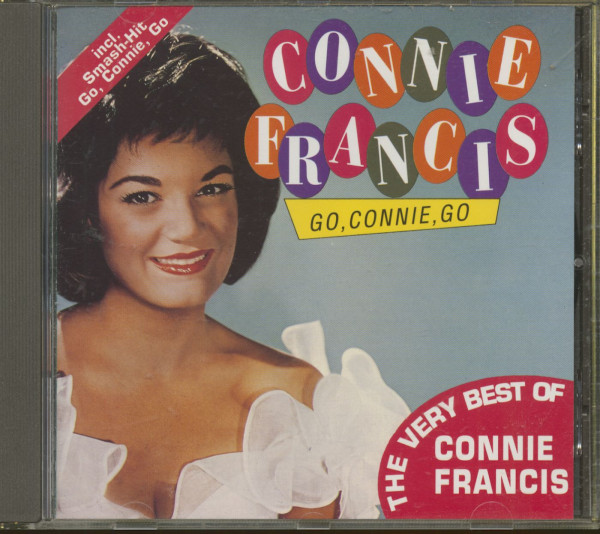 Go, Connie, Go - The Very Best (CD)
