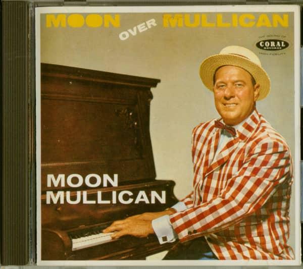 Moon Over Mullican - Moon's Rock (Original CD, Japan Edition)