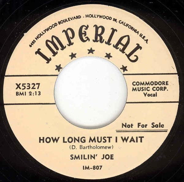 Sleepwalking Woman - How Long Must I... 7inch, 45rpm