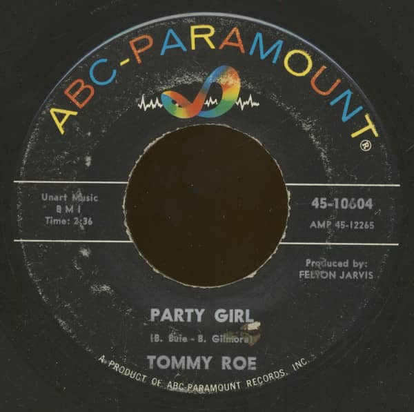 Party Girl - Oh How I Could Love You (7inch, 45rpm, BC)