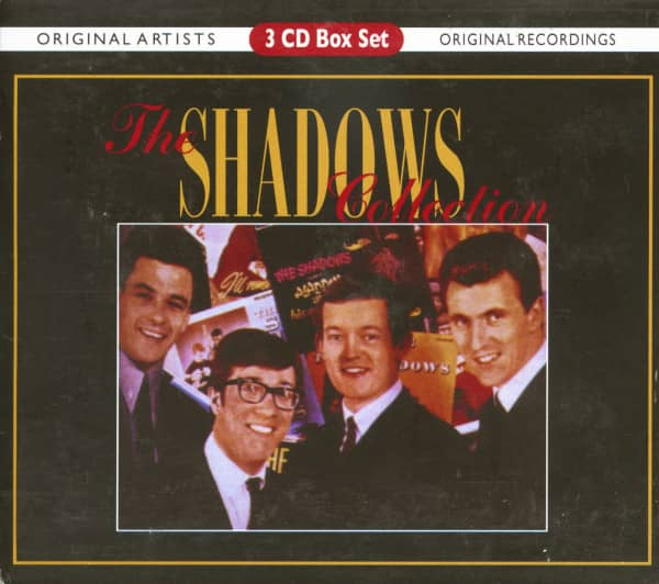 The Shadows Collection (3-CD)